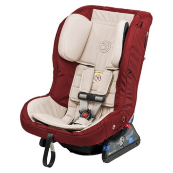 Orbit Baby Baby G3 Convertible Car Seat - Ruby