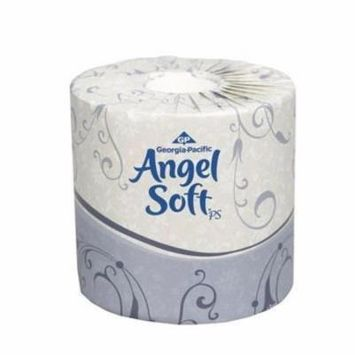 Angel Soft Two-Ply Premium Bath Tissue in White