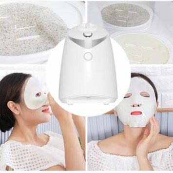 DIY Homemade Fruit Vegetable Crystal Collagen Powder Face Beauty Mask Machine Health And Beauty To Be Entered 3