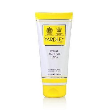 Yardley Royal English Daisy Luxury Body Wash, 6.8 Ounce