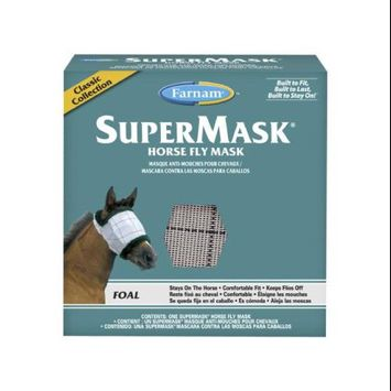 Farnam Supermask Fly Mask - Foal - Assorted Colors Foal Assorted