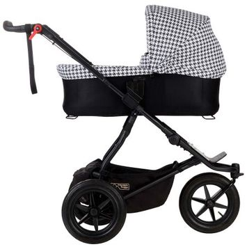Phil & Teds Baby Gear Infant Mountain Buggy 'Urban Jungle - The Luxury Collection' Carrycot Plus - Black