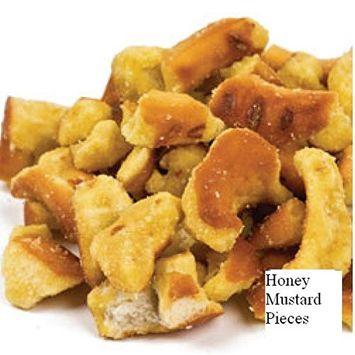Snacks (Honey Mustard Pretzel Bits, 1 LB)