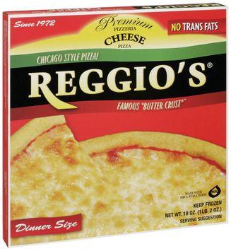 REGGIO'S Cheese Chicago Style Dinner Size Pizza