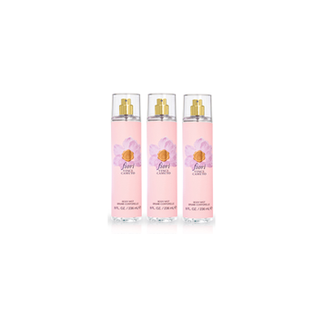 Vince Camuto FIORI Body Spray for Women 8.0 oz (PACK 3)