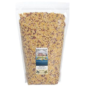 Riehle's Select Popping Corn - Hulless Autumn Blaze Whole Grain Popcorn - 6lb (96oz) Resealable