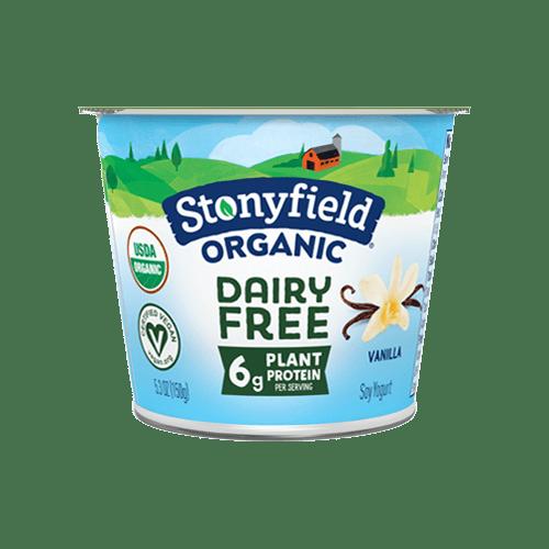 Stonyfield Dairy Free Vanilla