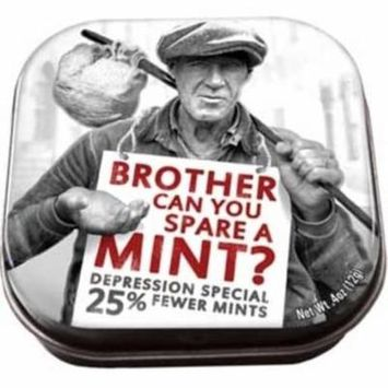 Mints: Brother, Can you Spare a Mint? Mints