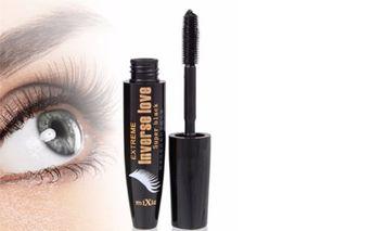 Heavenusa Extremely Lengthening Mascara Long 3D Curling Black Eye Lashes Mascara