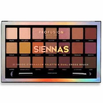 PROFUSION COSMETICS Siennas Eyeshadow Palette