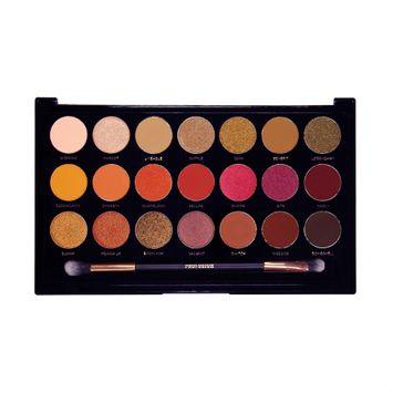 Profusion Cosmetics Confidence 21 Shade Eyeshadow Palette