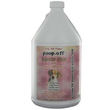Life's Great Products Poop-Off Dog Stain & Odor Remover - 1 gallon