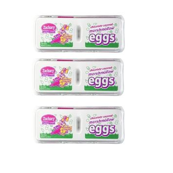 Zachary Chocolate-Covered Marshmallow Eggs (1 Doz)