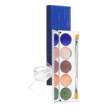 Vasanti Cosmetics Tinseltown Eyeshadow & Eyeliner Palette - Paraben-free