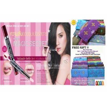 Mistine Magic Secret Moisture Shine Lip and Tint By Aum Product of Thailand