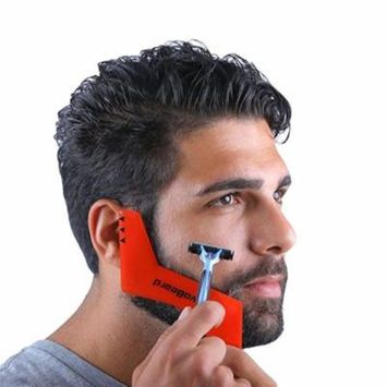 Comb Shaping Tool Men Beard Styling Mustache Face practical