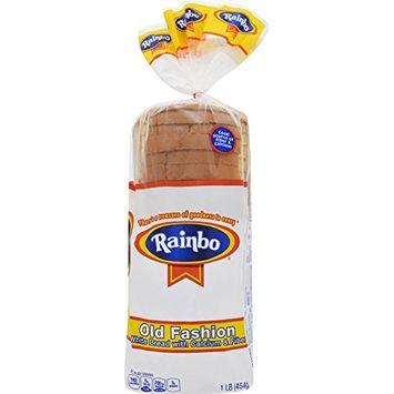 Rainbo Old Fashioned White Bread, 16 oz