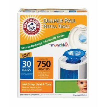 ARM & HAMMER™  Diaper Pail Refill Bags