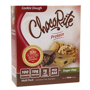 Chocolite Sugar Free Chocolate Packs, Caramel Chocolate Nougat, 16 ea