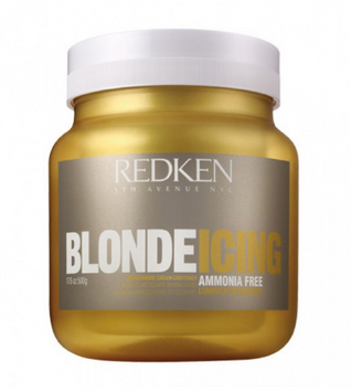 Redken  Blonde Icing Amonia Free Conditioning Cream Lightener