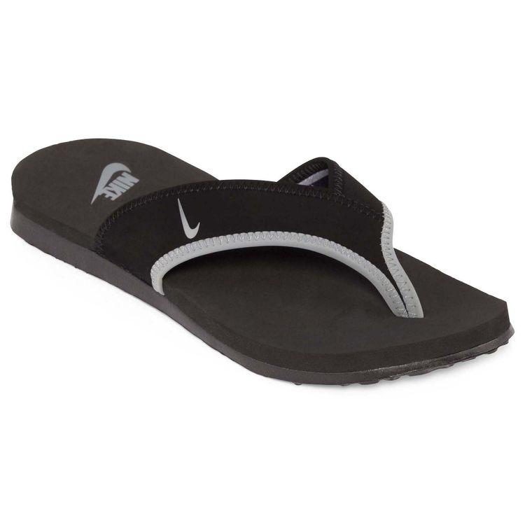 black nike flip flops mens - Entrega gratis -