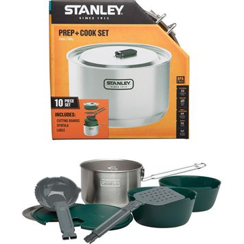 Stanley Adventure 10-pc. Prep & Cook Mess Set