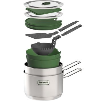 Stanley Adventure 13-pc. Prep & Cook Mess Set