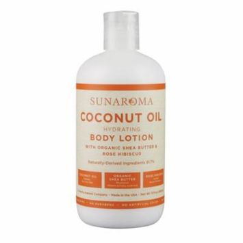 Sunaroma Body Lotion - 13oz / Coconut Oil Shea Butter