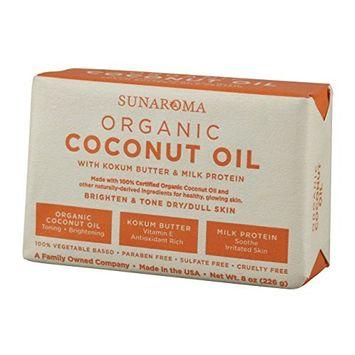 Sunaroma Soap - 8.5oz (Coconut Kokum Butter)