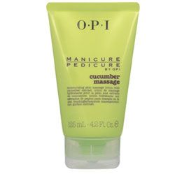 OPI Manicure Pedicure Cucumber Massage Lotion 16 oz