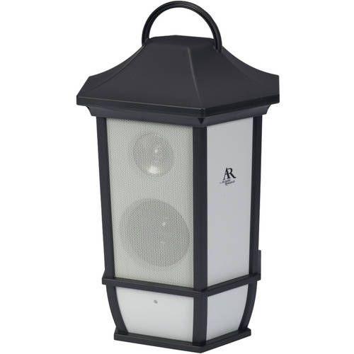 Qvc AR Indoor/Outdoor Portable Bluetooth Speaker