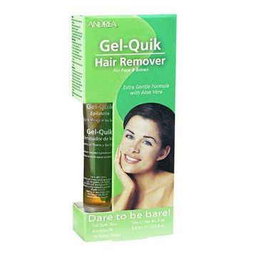 Andrea Gel-Quik Hair Remover for Face & Brows
