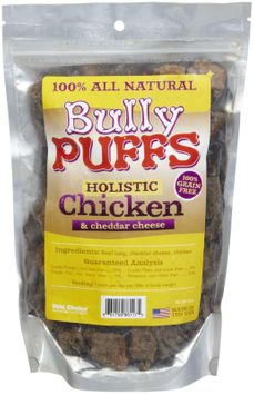 Royal Pet Products Health Extension Bully Puffs Dog Treat Chicken