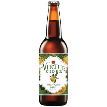 Virtue Michigan Brut Hard Cider
