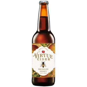 Virtue Michigan Honey Hard Cider