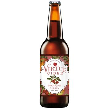 Virtue Michigan Cherry Hard Cider