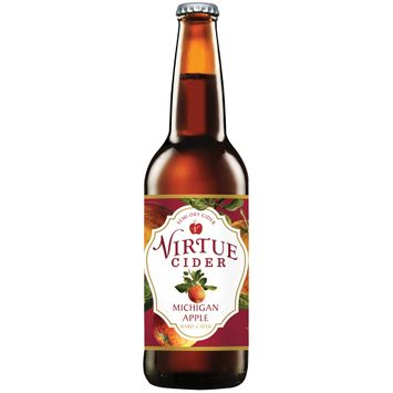 Virtue Michigan Apple Semi-Dry Hard Cider