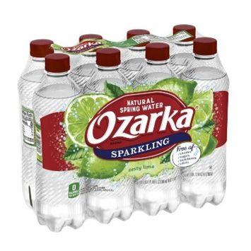 Ozarka Lime Mineral Water - 8pk/16.9 fl oz Bottles