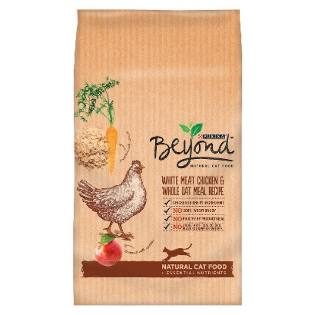 Purina Beyond Cat Food >> Purina Beyond Natural Cat Food White Meat Chicken And Whole Oat