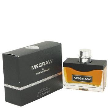 McGraw by Tim McGraw - Eau De Toilette Spray 1.7 oz - Men