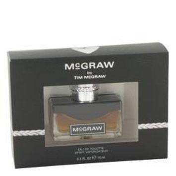McGraw by Tim McGraw Eau De Toilette Spray .5 oz (Men)