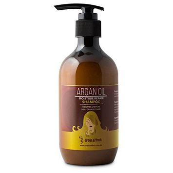 Urban Effect Moisture Repair Shampoo, Hydrates & Repairs Dry/Damaged Hair, Daily Use with Urban Effect Conditioner, Hair Treatment - ON SALE NOW