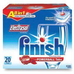 Reckitt Benckiser Dishwasher Detergent Powerball Dishwashing Tabs
