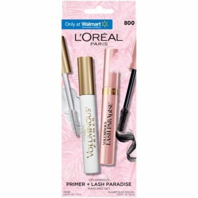 L'Oreal Paris Voluminous Lash Paradise +Primer Pack