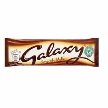 Galaxy Smooth Milk Chocolate 42g (6 Bars)