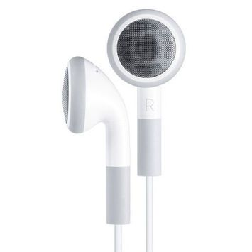 Apple Genuine Earbuds for iPods, iPad, iPhone, and other devices with 3.5mm standard jack