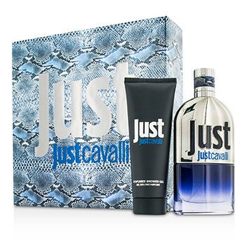 Roberto Cavalli Just Him Set - Eau de Toilette 90 ml + SG 75 ml