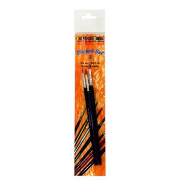 Creative Professional Face Paint Makeup Brush Professional Set 2 pack of 3
