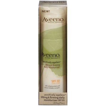 Aveeno® Active Naturals Positively Ageless Youth Perfecting Moisturizer SPF 30