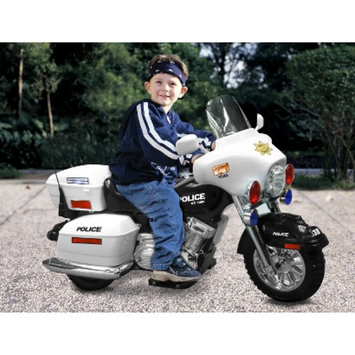National Products LTD. National Products - Kid Motorz - Patrol H. Police 12V
